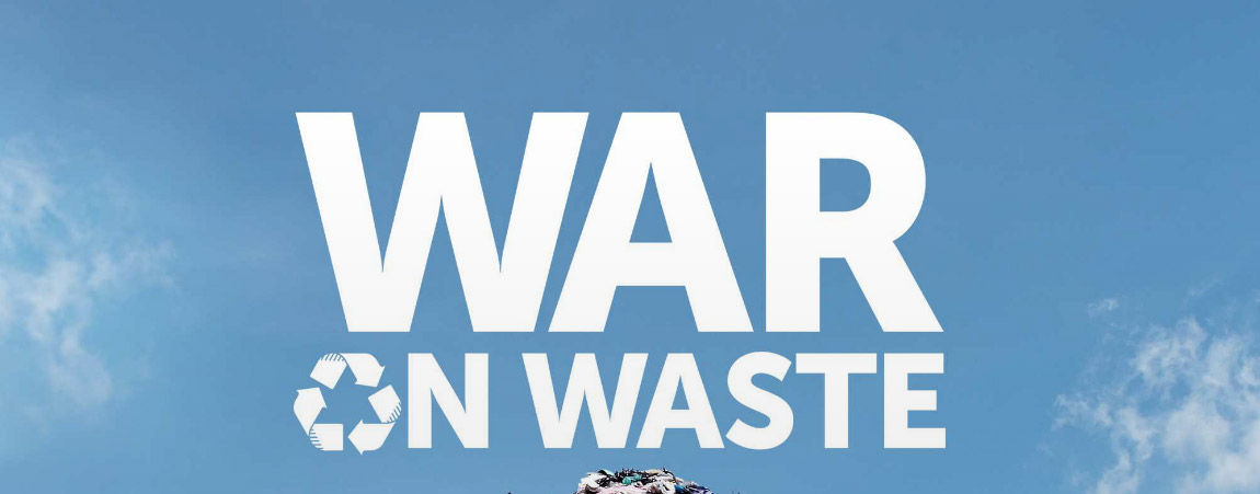 Craig's War on Waste